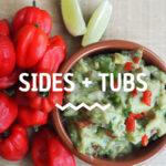 sides + tubs