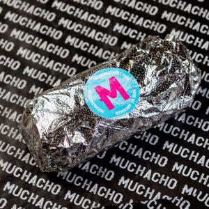 """10"""" vegan burrito"""