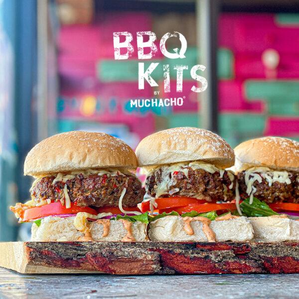 BBQ Kits by Muchacho